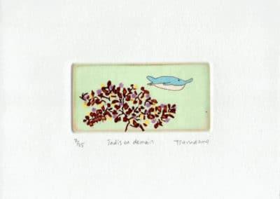 Le monde poétique - Naoko Tsurudome 2009 (8)