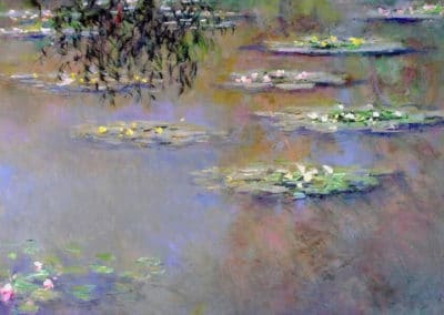 Les nymphéas - Claude Monet (1903)