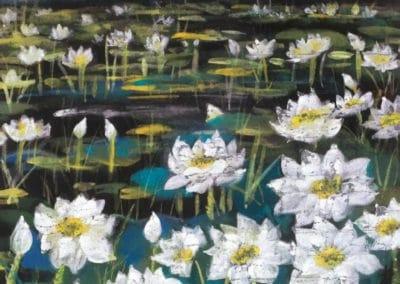 Lotus - Lin Fengmian (1977)