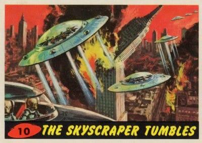 Mars Attacks ! - Norman Saunders 1962 (10)
