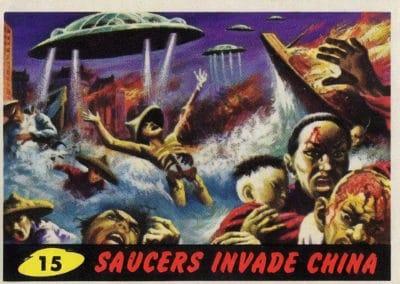 Mars Attacks ! - Norman Saunders 1962 (15)