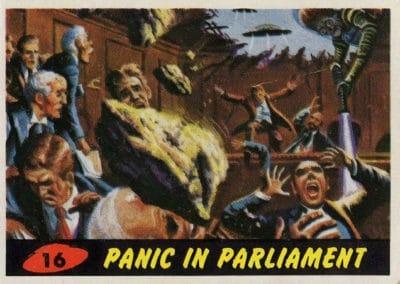 Mars Attacks ! - Norman Saunders 1962 (16)