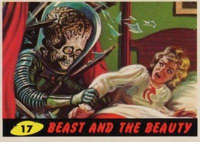 Mars Attacks ! - Norman Saunders 1962 (17)