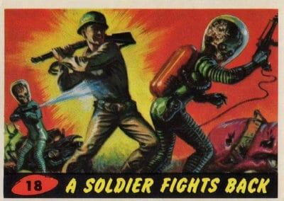 Mars Attacks ! - Norman Saunders 1962 (18)