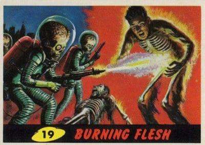 Mars Attacks ! - Norman Saunders 1962 (19)