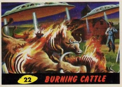 Mars Attacks ! - Norman Saunders 1962 (22)