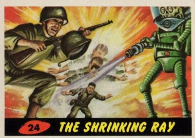 Mars Attacks ! - Norman Saunders 1962 (24)