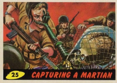 Mars Attacks ! - Norman Saunders 1962 (25)