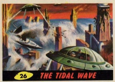 Mars Attacks ! - Norman Saunders 1962 (26)