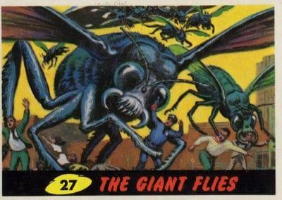 Mars Attacks ! - Norman Saunders 1962 (27)