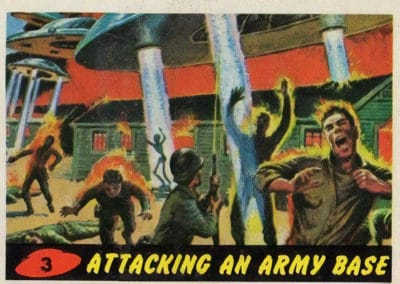 Mars Attacks ! - Norman Saunders 1962 (3)