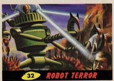 Mars Attacks ! - Norman Saunders 1962 (32)