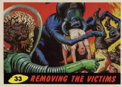 Mars Attacks ! - Norman Saunders 1962 (33)