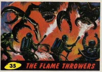 Mars Attacks ! - Norman Saunders 1962 (35)