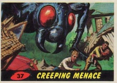 Mars Attacks ! - Norman Saunders 1962 (37)
