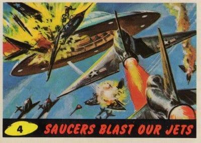 Mars Attacks ! - Norman Saunders 1962 (4)