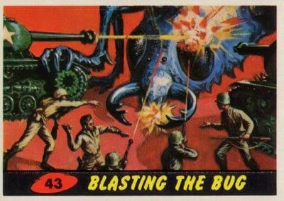 Mars Attacks ! - Norman Saunders 1962 (43)