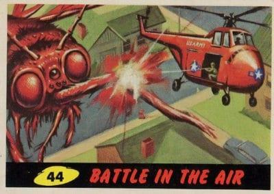 Mars Attacks ! - Norman Saunders 1962 (44)