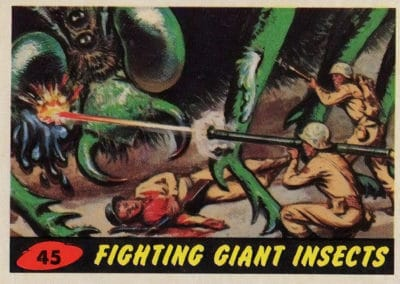 Mars Attacks ! - Norman Saunders 1962 (45)