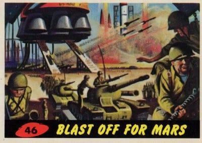 Mars Attacks ! - Norman Saunders 1962 (46)