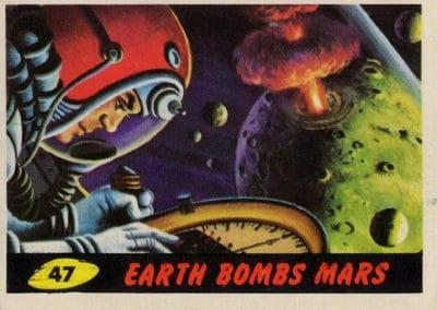 Mars Attacks ! - Norman Saunders 1962 (47)