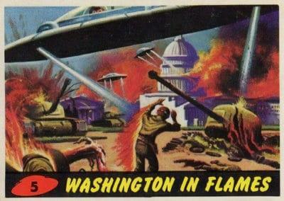 Mars Attacks ! - Norman Saunders 1962 (5)