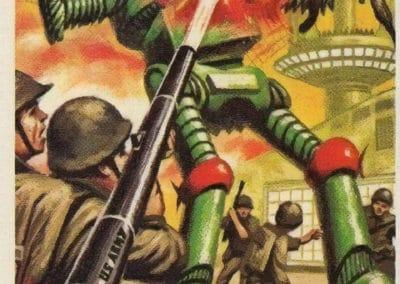 Mars Attacks ! - Norman Saunders 1962 (52)