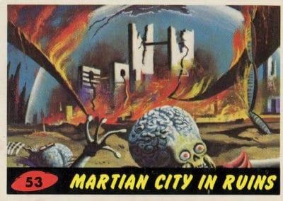 Mars Attacks ! - Norman Saunders 1962 (53)