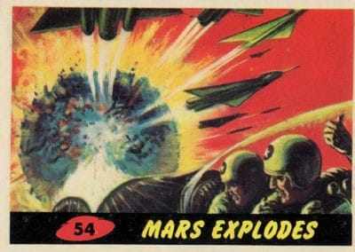 Mars Attacks ! - Norman Saunders 1962 (54)