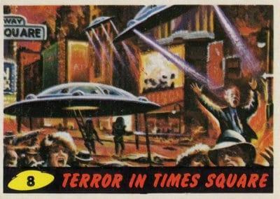 Mars Attacks ! - Norman Saunders 1962 (8)