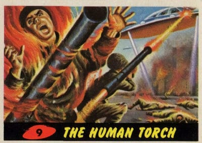 Mars Attacks ! - Norman Saunders 1962 (9)