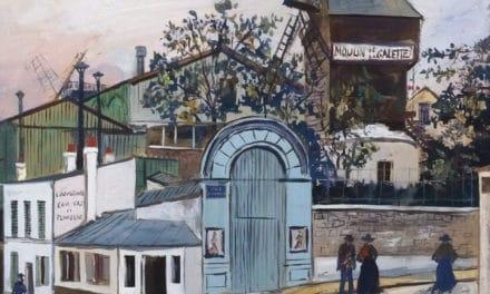 Fête de Montmartre – Jean Cocteau