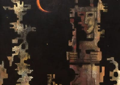 New moon - Roberto Montenegro (1949)