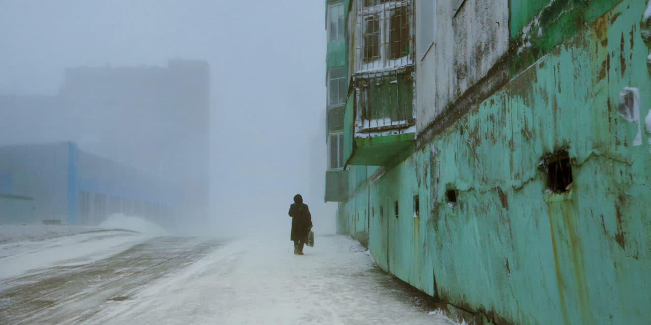 Norilsk, Sibérie – Christophe Jacrot