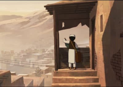 Parvana, une enfance en Afghanistan - Nora Twomey 2017 (22)