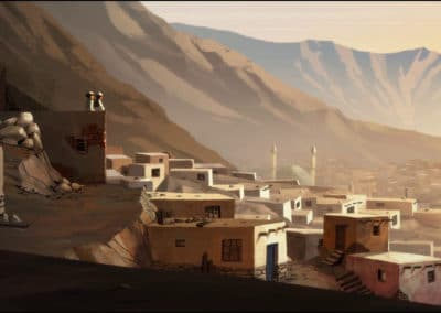 Parvana, une enfance en Afghanistan - Nora Twomey 2017 (33)