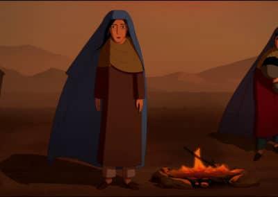 Parvana, une enfance en Afghanistan - Nora Twomey 2017 (40)