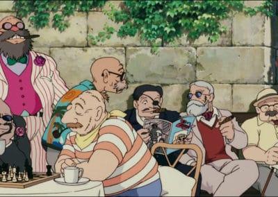 Porco Rosso - Hayao Miyazaki 1995 (104)