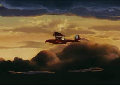 Porco Rosso - Hayao Miyazaki 1995 (11)