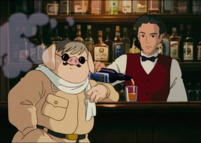 Porco Rosso - Hayao Miyazaki 1995 (14)