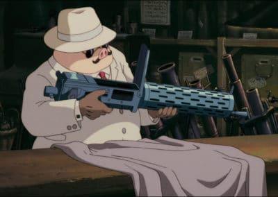 Porco Rosso - Hayao Miyazaki 1995 (18)