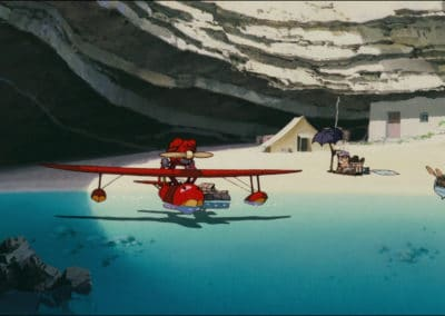 Porco Rosso - Hayao Miyazaki 1995 (2)
