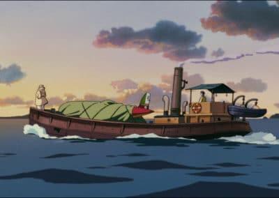 Porco Rosso - Hayao Miyazaki 1995 (29)