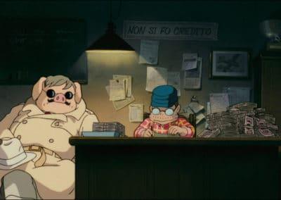 Porco Rosso - Hayao Miyazaki 1995 (32)