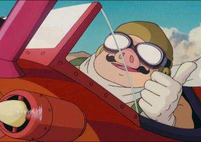 Porco Rosso - Hayao Miyazaki 1995 (45)