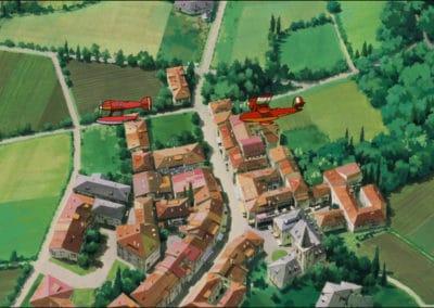 Porco Rosso - Hayao Miyazaki 1995 (47)