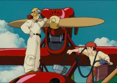 Porco Rosso - Hayao Miyazaki 1995 (56)