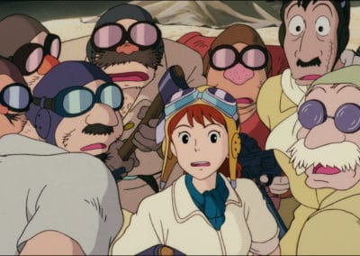 Porco Rosso - Hayao Miyazaki 1995 (58)