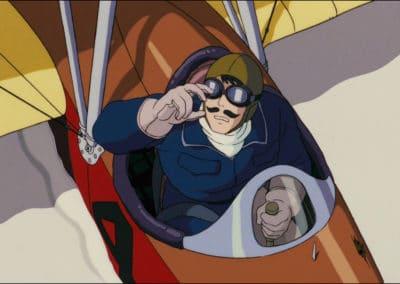 Porco Rosso - Hayao Miyazaki 1995 (73)