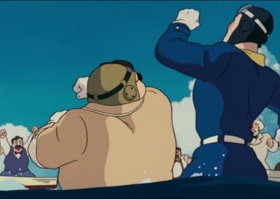 Porco Rosso - Hayao Miyazaki 1995 (96)